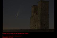 Comet-C-2020F3NEOWISE-Reculver-Towers-2020-07-13_01-27UT-
