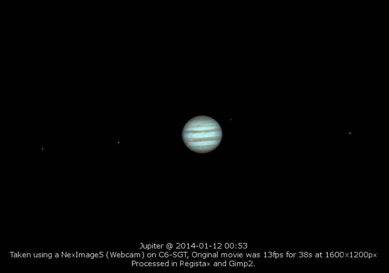 AS: Jupiter 2014-01-12 00:53