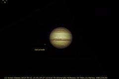 Jupiter 2010-Sep-21 21:45UT