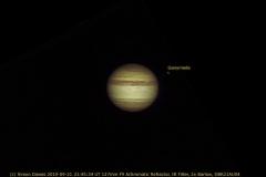 Jupiter 2010-09-21 21:45UT