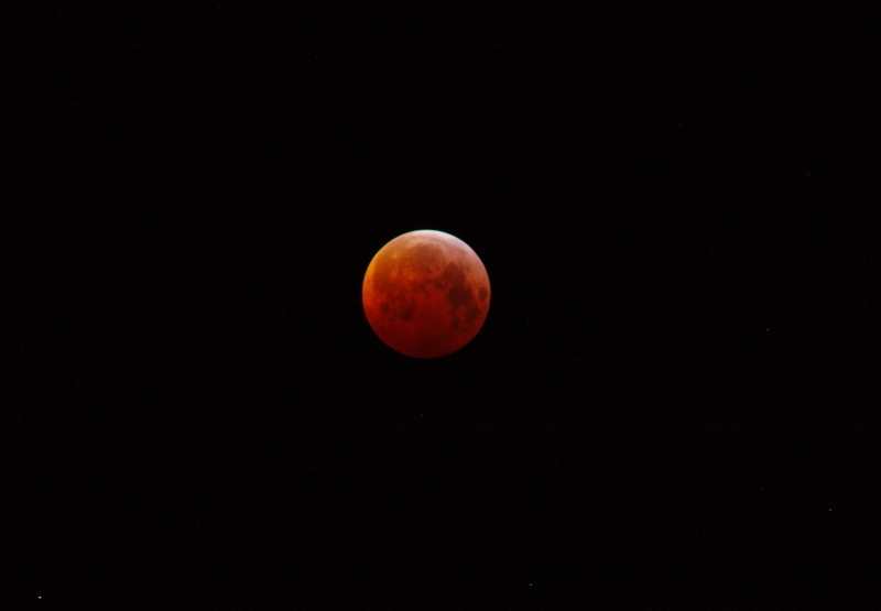 Lunar Eclipse 21-01-2019