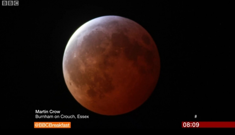 MartinCrowBBCBreakfastNews21january2019LunarEclipse