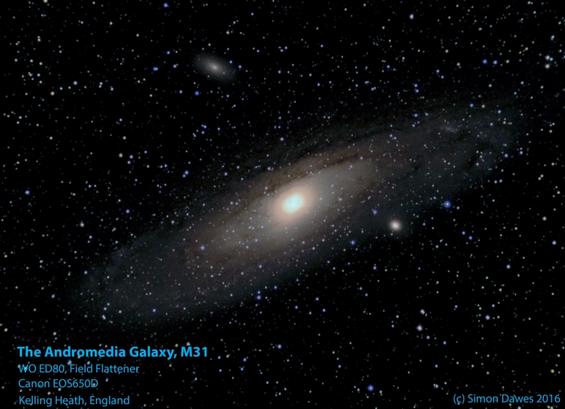 M31 2010 Simon Dawes Kelling Heath