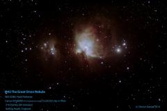M42 1h24m16s 316 frames