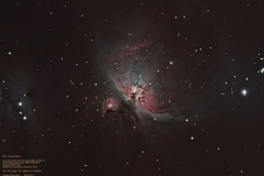 Neil Webster Orion Nebula M42 2