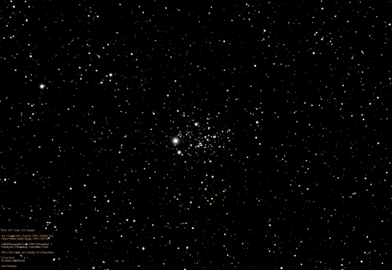 Caldwell 13, NGC-457-Owl-Oct-2019-1