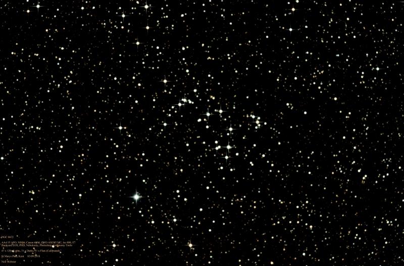 NGC 6633 Sept 2018NW