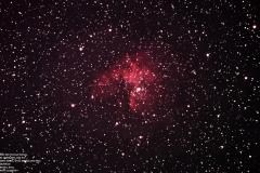 NGC281 Pacman KL