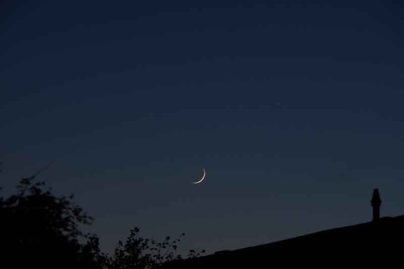 JIm Burchel Moon and Mars