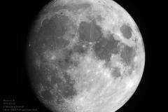 Gibous Moon Simon Dawes 2015-03-02