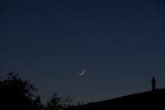 JIm Burchel Moon and Mercury