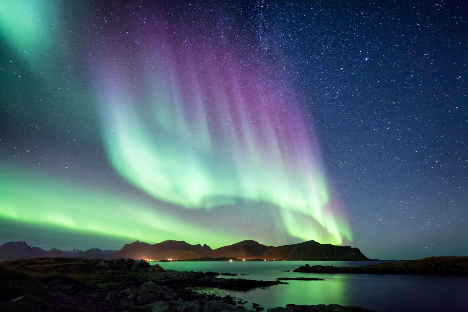 In Search of the Northern Lights ... The Science Behind the Aurora
